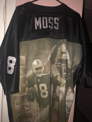 online store d7bd5 7bdfe New and Used Raiders jersey for Sale in Virginia Beach, VA ...
