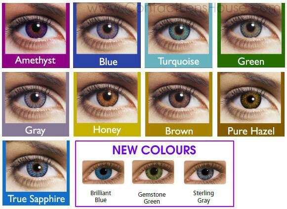 Non Prescription Colored Contacts >> Non Prescription Color Contacts For Sale In Phoenix Az Offerup