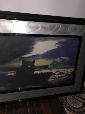 Black panther picture for Sale in Staunton, VA
