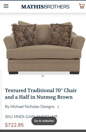 Astounding New And Used Loveseat For Sale In City Of Industry Ca Offerup Bralicious Painted Fabric Chair Ideas Braliciousco