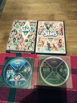 Sims bundle for Sale in Williamsburg, VA