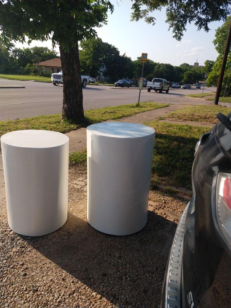 Cilinders/cilindros para decoraciones