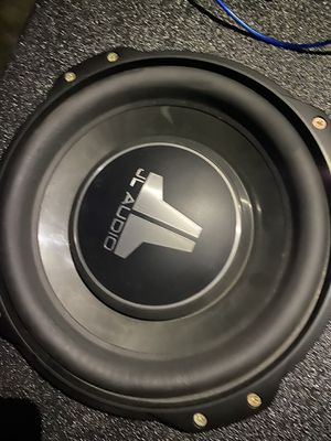 Photo Jl audio tw 10 -4