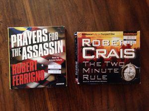 2 books on CD for Sale in Phoenix, AZ