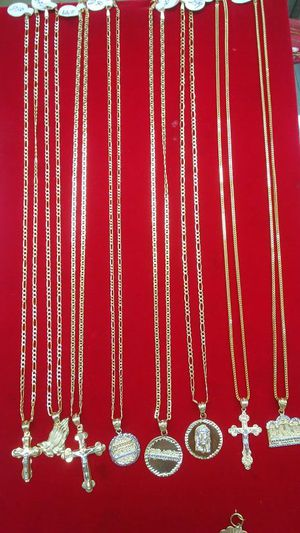 """New Gold Chains 20"""" for Sale in Orlando, FL"""