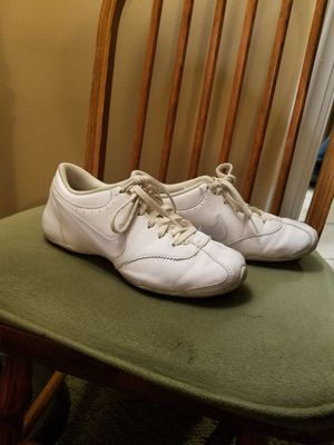 Womans Nike's size 5 cheerleading shoes for Sale in Olney, MD
