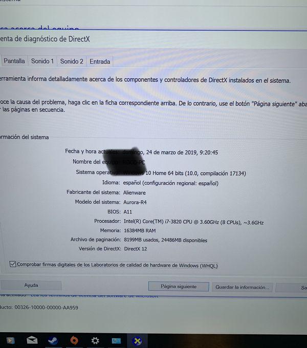 Alienware Aurora R4 A11