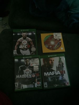 Xbox 1 game sold separate for Sale in Columbus, OH