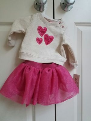New with tags 0-3m baby girl sparkly dress - $8 for Sale in Rockville, MD