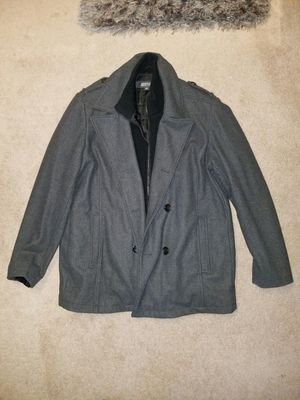 Xtra Large Kenneth Cole wool coat for Sale in Washington, DC