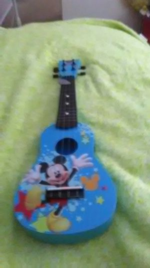 Disney kids ukulele guitar perfect shape. for Sale in Oakland, FL
