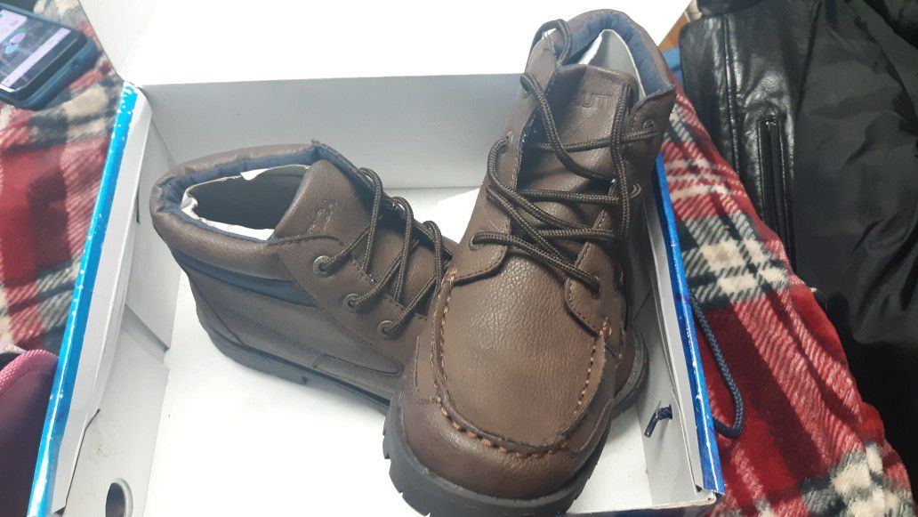 Nautica boys boots