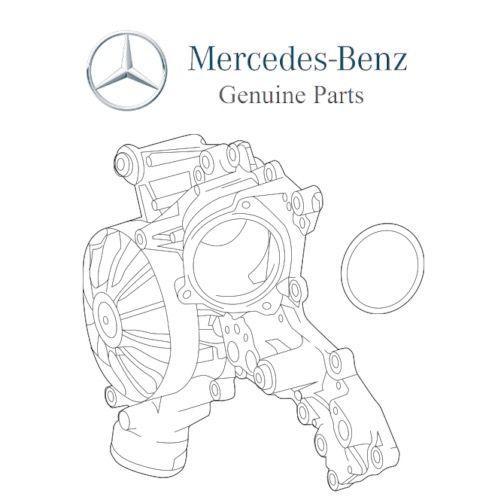 New Mercedes W216 W218 W166 E550 Gl450 Gl550 Water Pump Genuine