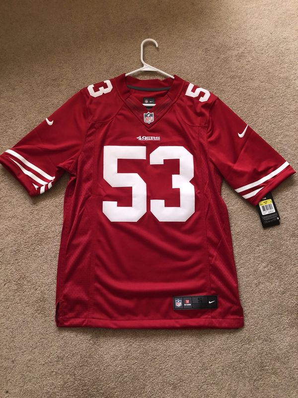 49ers NaVarro Bowman Nike Limited Jersey for Sale in San Jose, CA