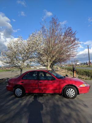 Photo 2000 Chevy cavalier