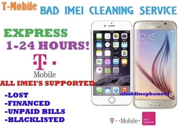T-Mobile unblacklisting service unbarring service **TURN BLACKLISTED IMEI  TO CLEAN** for Sale in Chicago, IL - OfferUp