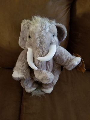 Elephant plush backpack for Sale in Orlando, FL