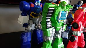 Transformers playskool heroes for Sale in Phoenix, AZ