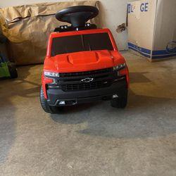 Chevy Truck  Thumbnail