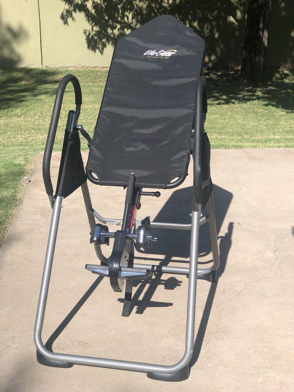 Life Gear Inversion Table For Sale In Phoenix Az Offerup