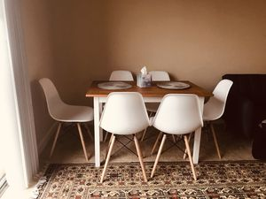 New Dining table with 6 chairs for Sale in Lansdowne, VA