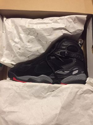 d2cfb1f1ab1a Bred 8s for JOOG! Sz10 for Sale in Oakland