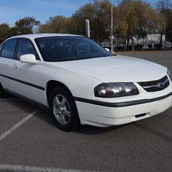 2003 Chevrolet Impala Thumbnail