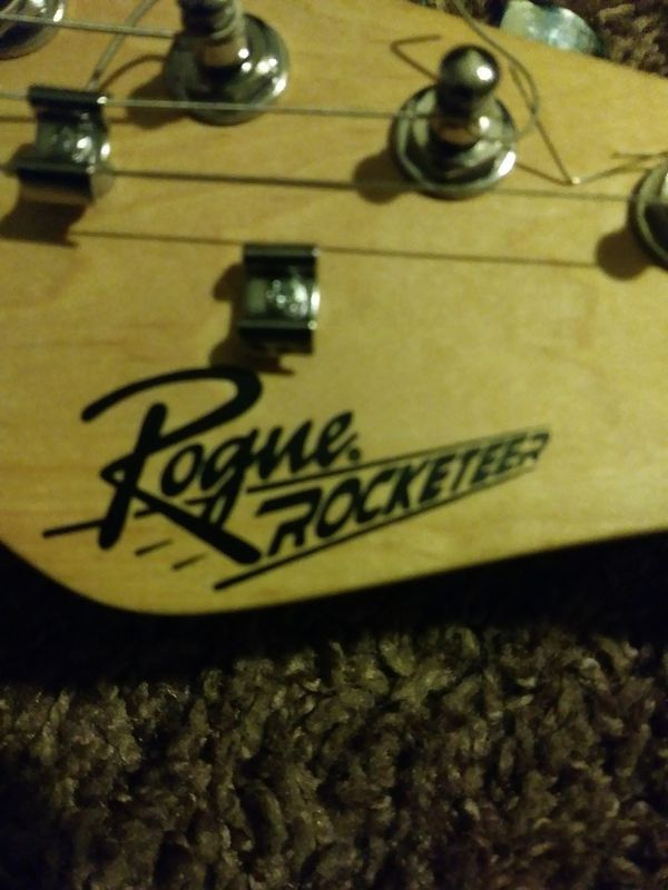 Rogue Rocketeer Electric Guitar For Sale In Riverside Ca Offerup