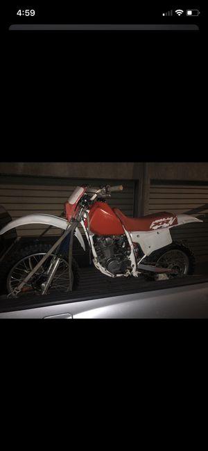 Photo 1990 Honda XR200