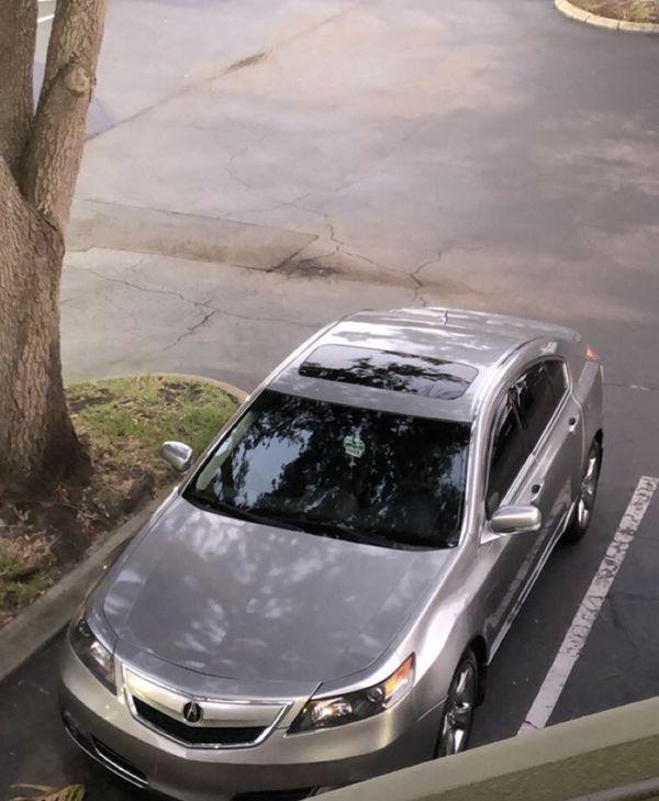Tl Acura SH AWD 2012 For Sale In Conley, GA