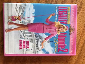 Legally Blonde 2 starring Reese Witherspoon DVD for Sale in San Diego, CA