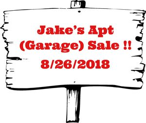 Apartment Garage Sale This Wednesday!! for Sale in Orlando, FL