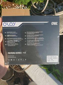 Oloy 32GB (2x16GB) DDR4 3000 Thumbnail
