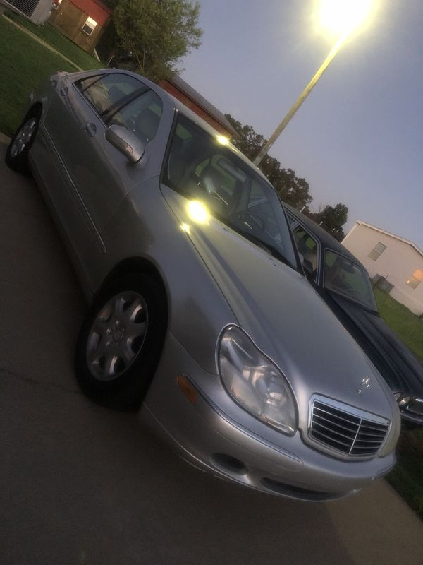 2000 Mercedes S430 Euro Spec Cars Trucks In Greenville Sc Offerup