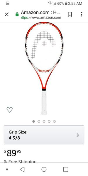ce45e7bf9ba90 New and Used Tennis rackets for Sale in Washington, DC, MD - OfferUp