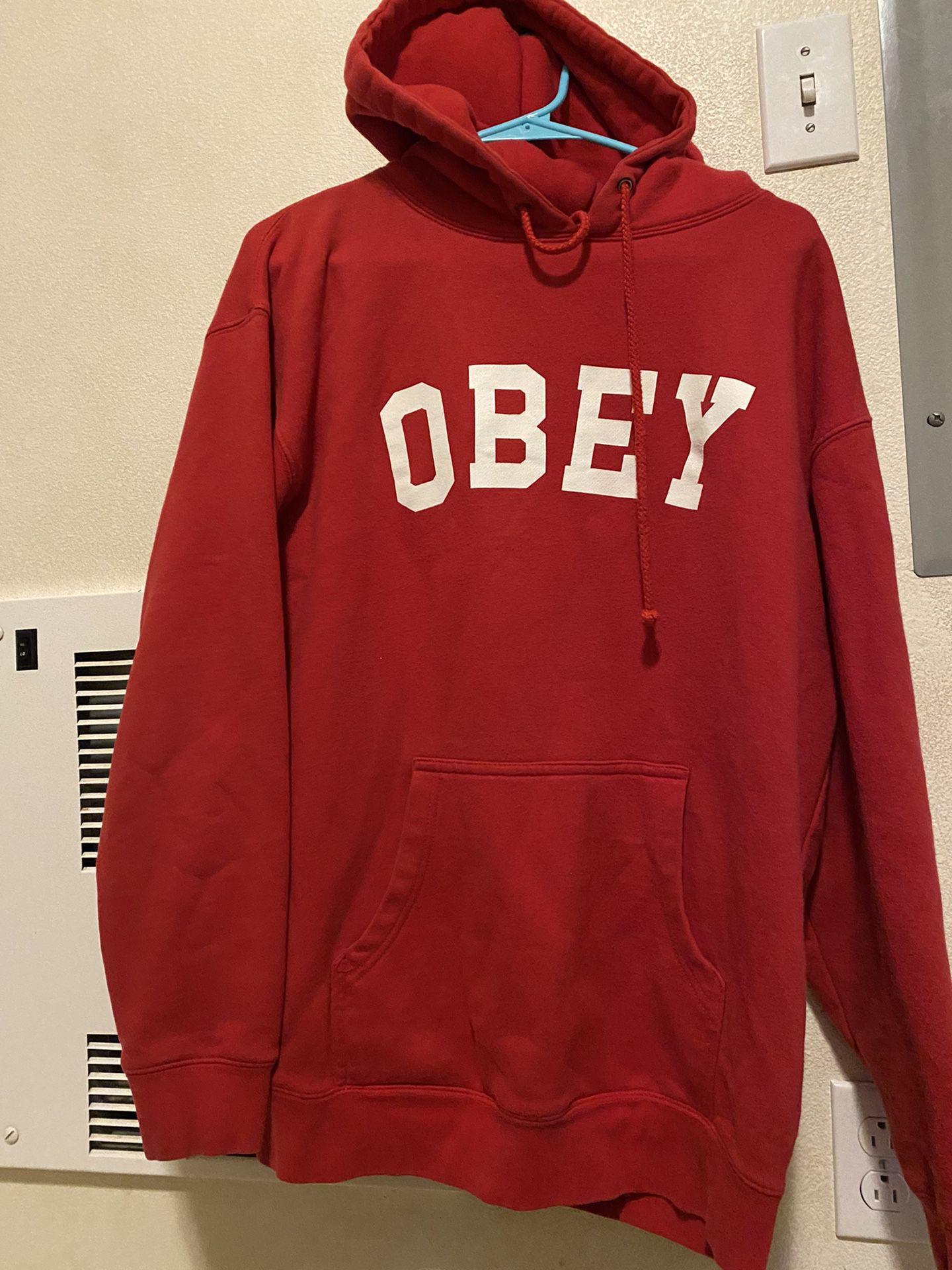 Man hoodie Size L