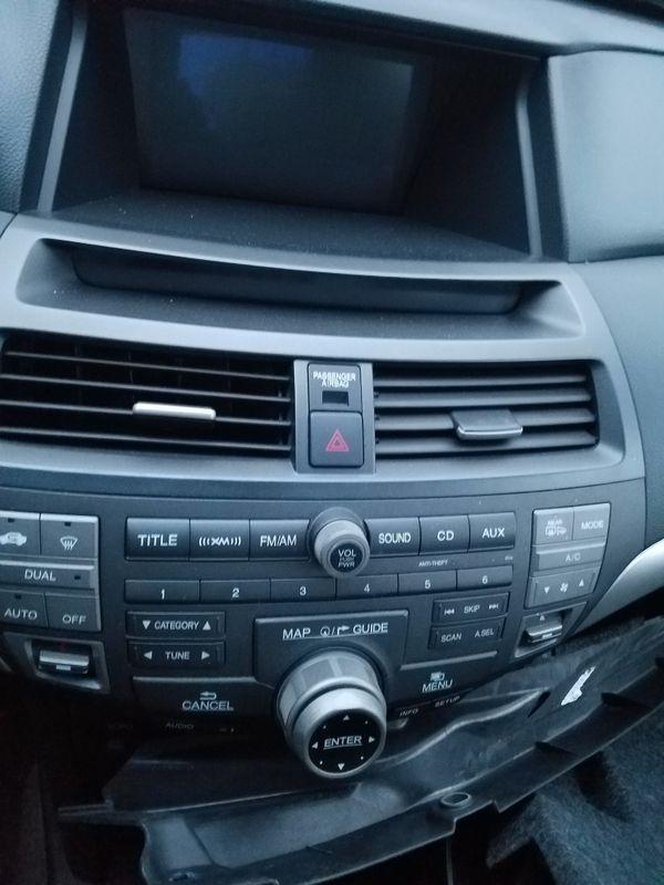 Honda Accord 2008 2017 Gps Radio Dvd General In West Hartford Ct Offerup