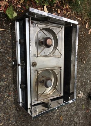 CATALINA OPTIMUS, 2 Burner, Gimbaled, Alcohol Stove. for Sale in Seattle, WA