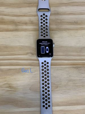 Apple Watch 38mm S3 Silver LTE for Sale in Orlando, FL