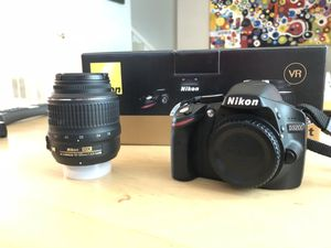 Nikon D3200 + 18-54mm lens for Sale in Herndon, VA