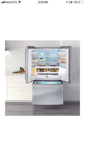 French door refrigerator for Sale in Temple Hills, MD
