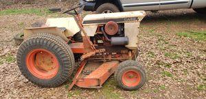 Photo CASE 195 Garden Tractor / Lawn Mower
