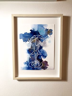 Original abstract art wall decor for Sale in Chicago, IL