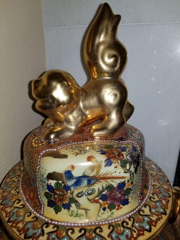 Very Large Oriental Ginger Jar For Sale In San Juan Capistrano Ca
