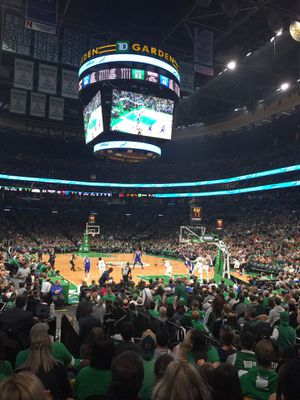 2 Tickets Celtics vs. Nets on January 7th Loge 19 Row 8 for Sale in Wakefield, MA
