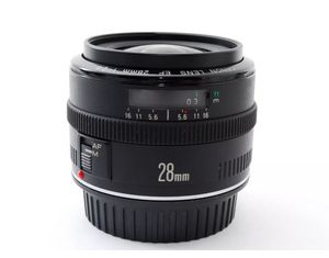 Canon EF 28mm 2.8 MINT Condition!!! for Sale in Lakewood, CA