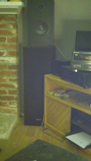 Sony Home Speakers and home stereo systems for Sale in Hemet, CA