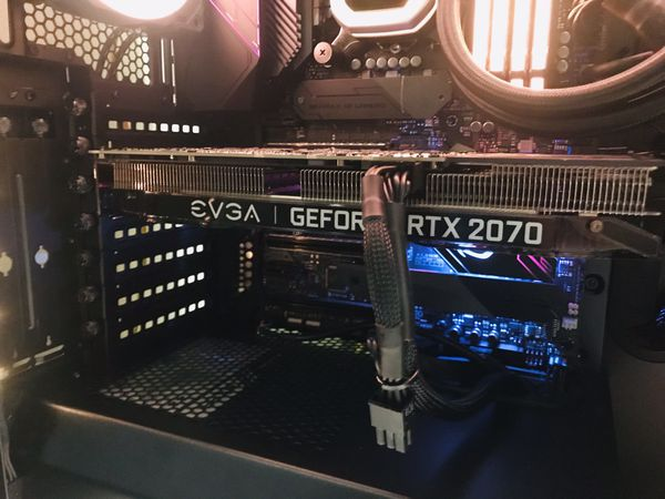 EVGA RTX 2070 Black Edition for Sale in Gresham, OR - OfferUp