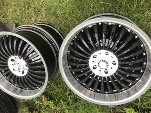 22 Rims Open Box Never used Set of 4 for Sale in Rockville, MD