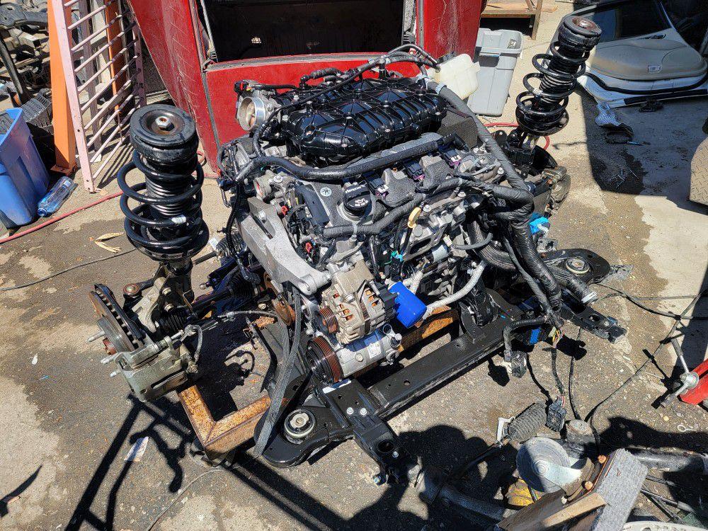 Impala Rack And Pinion